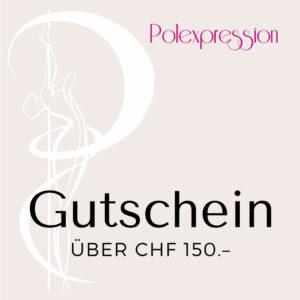 polexpression-Gutschein-chf150